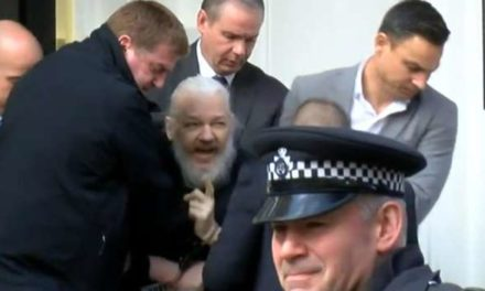 Extradition de J.Assange