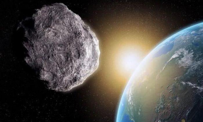 Astéroïde 2002NT7 ,collision ou pas ?