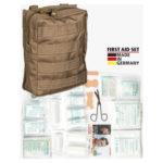 Kit médical : premiers-secours et premiers-soins