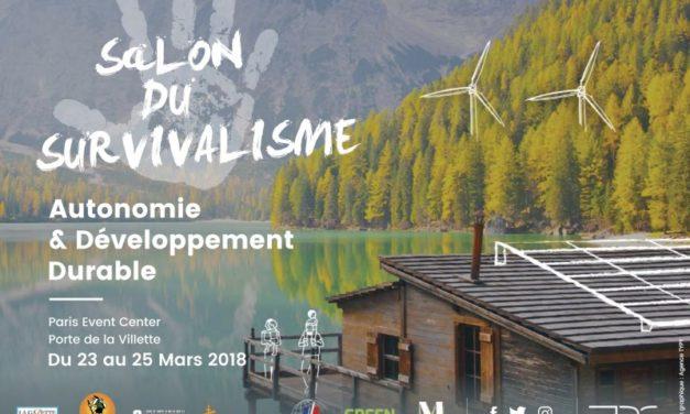 Salon-du-survivalisme: Paris 2018