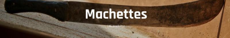 ASMC: machettes