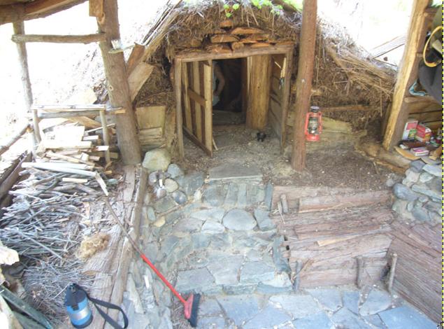 Survivaliste nomade : le camp de base
