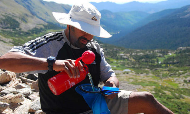 Bug-out-bag : la poche d'hydratation