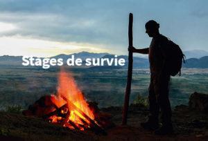 stages de survie