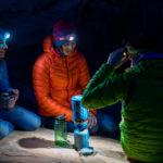 Lampe frontale : la gamme Petzl 2019