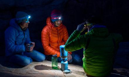 Lampe frontale Petzl : la gamme 2019