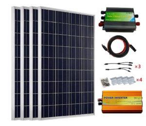 solaire domestique