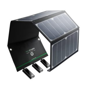 chargeur solaire nomade