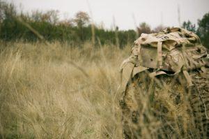 sac d'évacuation