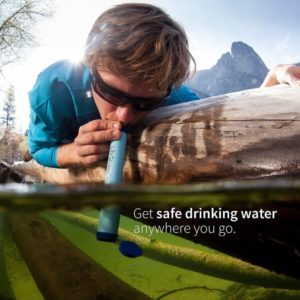 pailles filtrantes lifestraw personal