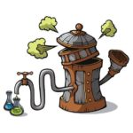 le survivaliste en B.A.D. : la distillation